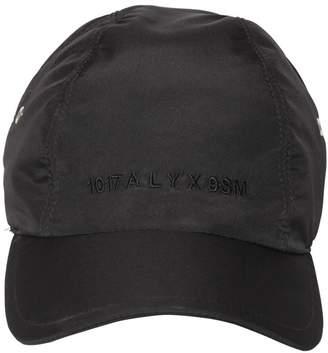 Alyx 軽量テクノ 野球帽