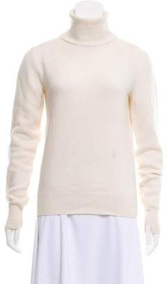 Celine Medium-Weight Cashmere Turtleneck Sweater