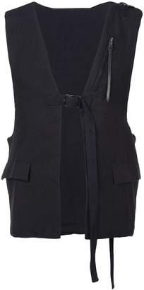 The Viridi-anne belted waistcoat