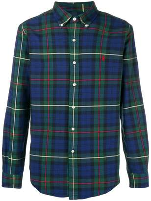 Polo Ralph Lauren slim fit checked shirt