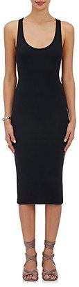 ATM Anthony Thomas Melillo Women's Rib-Knit Racerback Tank Dress $275 thestylecure.com