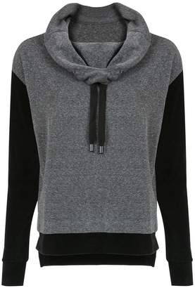 Track & Field drawstring sweatshirt