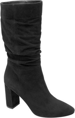 Banana Republic High-Heel Slouchy Boot