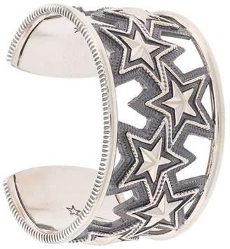 Sanderson Cody star cuff bracelet