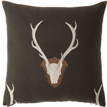 D.V. Kap Home Uncle Buck Pillow, 24″Sq