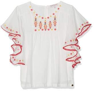 Lili Gaufrette Girl's Gn12052 Shirt Blouse,(Size: 10A)