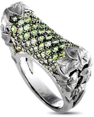 Carrera Heritage Y  Y 18K Sapphire & 0.45 Ct. Tw. Diamond Ring