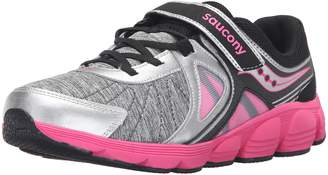 Saucony Kids Kotaro 3 A/C Athletic Running Shoe