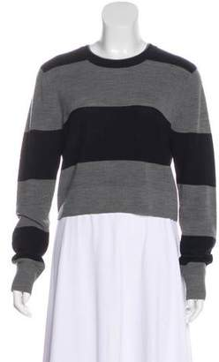 A.L.C. Wool Cropped Sweater