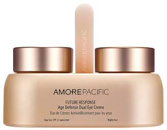 AMOREPACIFIC FUTURE RESPONSE Age Defense Dual Eye Creme $150 thestylecure.com