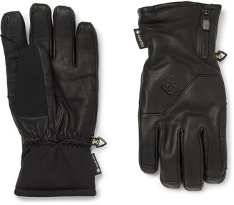 Burton Ak Guide Touchscreen Leather And Gore-Tex Gloves