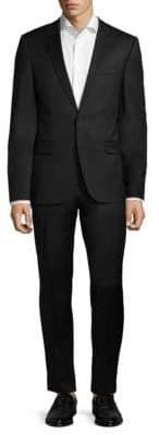 HUGO Aeron2/Hamen2 Slim-Fit Wool Suit