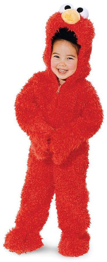 Sesame StreetSesame Street Elmo Plush Deluxe Costume - Toddler