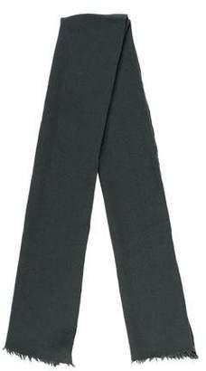 Closed Knit Wool Scarf w/ Tags