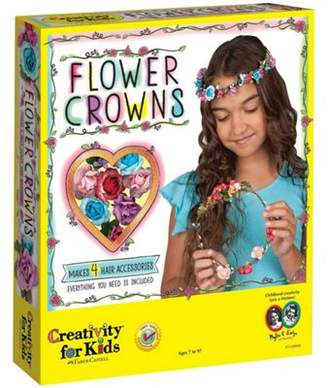 Creativity For Kids Make Your Own Flower Crowns