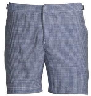 Orlebar Brown Bulldog Chambray Shorts