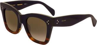 Celine Women's 41098 50Mm Sunglasses