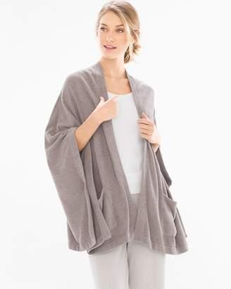 Barefoot Dreams Cozychic Kimono Wrap