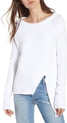 Frank And Eileen Asymmetric Sweatshirt