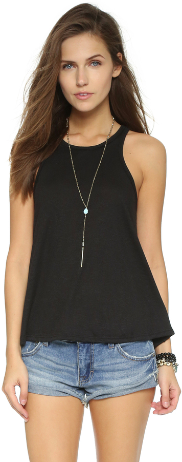 Free People Long Beach Tank 8