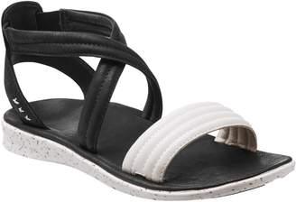 Superfeet Women's Leather Sandals - Verde
