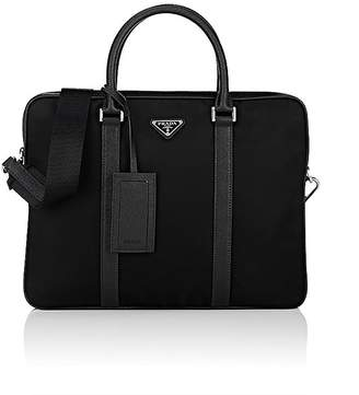 Prada Men's Slim Briefcase