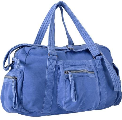 Women's Pigment-Dyed Jersey Duffles