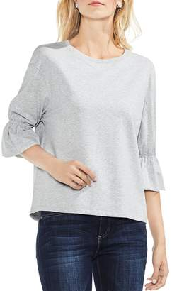 Vince Camuto Flared-Sleeve Sweatshirt