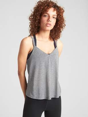 Gap GapFit Breathe Strappy Cami
