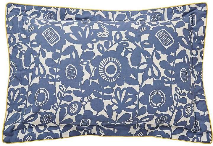 SCION Kukkia 100% 180 Thread Count Cotton Oxford Pillowcase - Single