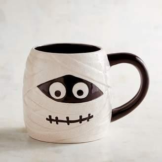 Pier 1 Imports Hand-Painted Mummy Mug