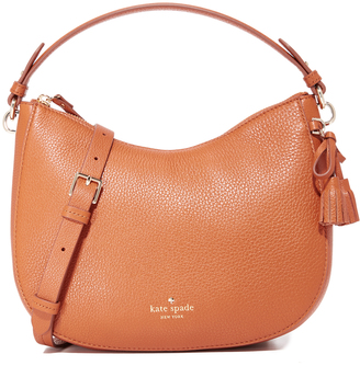 Kate Spade New York Hayes Street Small Aiden Hobo Bag $298 thestylecure.com