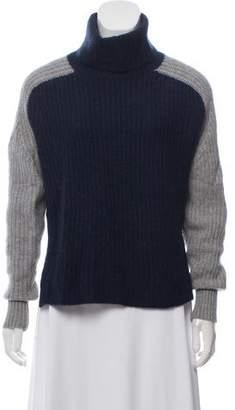 360 Cashmere Cashmere Turtleneck Sweater