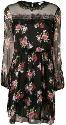 Liu Jo floral print mini dress