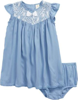 Tucker + Tate Embroidered Dress