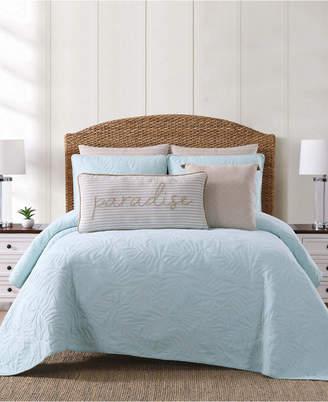 Pem America Oceanfront Resort Chambray Coast Twin Xl Quilt Set