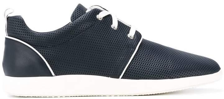 Baldinini contrast sole sneakers