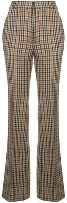 Rochas flair trousers