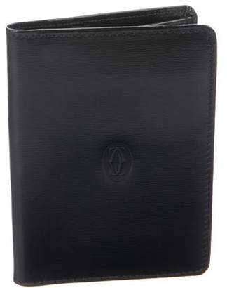 Cartier Leather Bifold Cardholder