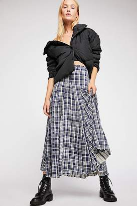 Cp Shades Lily Cotton Maxi Skirt
