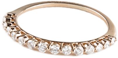 CAVIAR DREAMS 14kt Diamond Band Ring