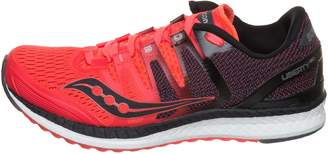 Saucony Liberty ISO Wom Shoe Red/Black 8.5 B