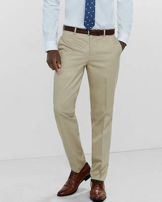 Express Slim Non-Iron Dress Pant