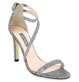 Sarah Jessica Parker Serpentine - Metallic High Heel