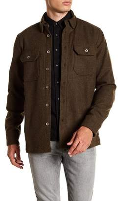 Jeremiah Creek Wool Long Sleeve Shirt