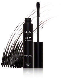 NYX Fly With Me Mascara - Jet Black