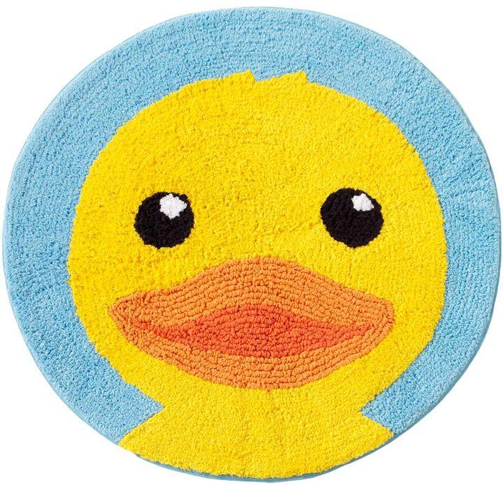 Jumping beans ® lucky duck bath rug