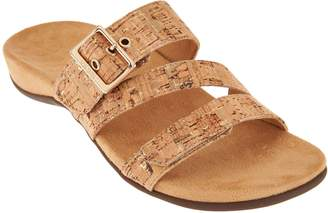Vionic Adjustable Slide Sandals - Skylar