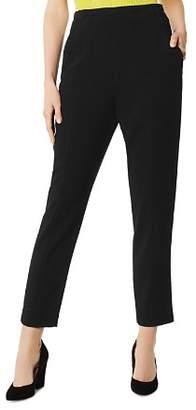Karen Millen Button Detail Slim Ankle Pants