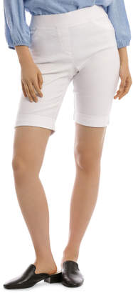 Essential Stretch Short White